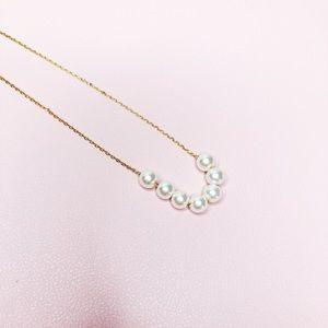 BANANA REPUBLIC Pearl Necklace NWT